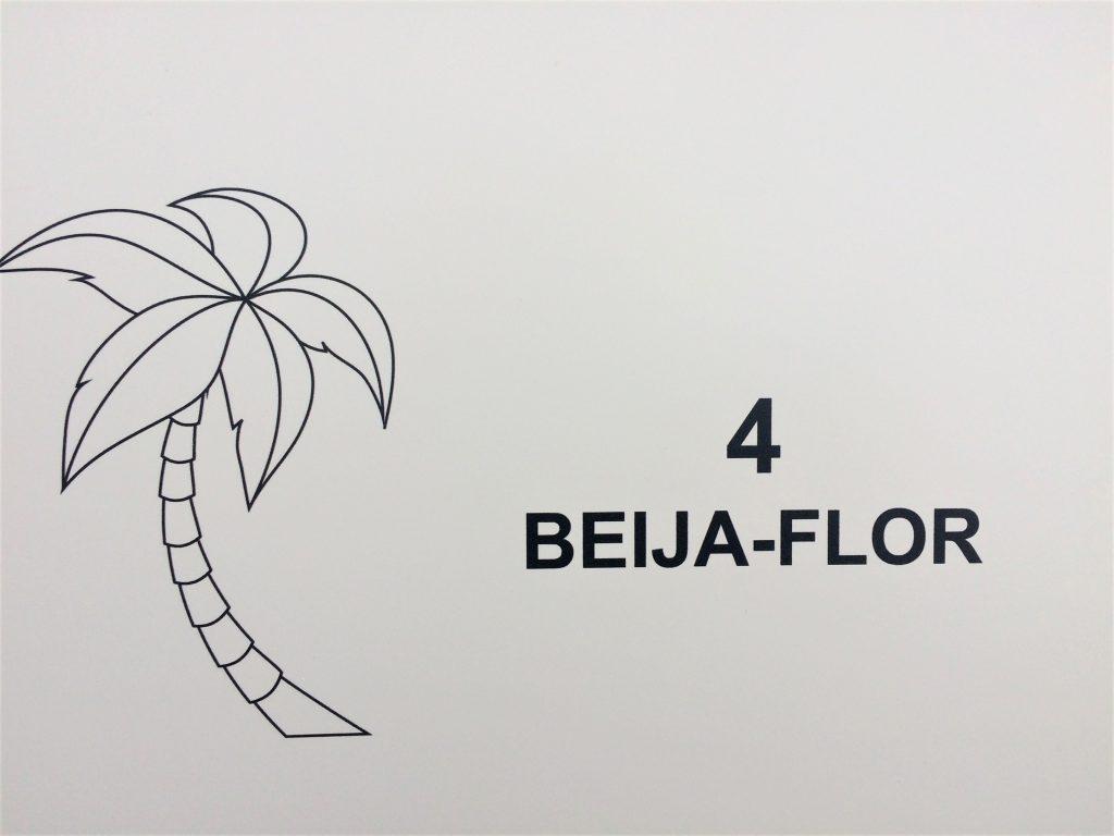 Chambre 4 Beija flor