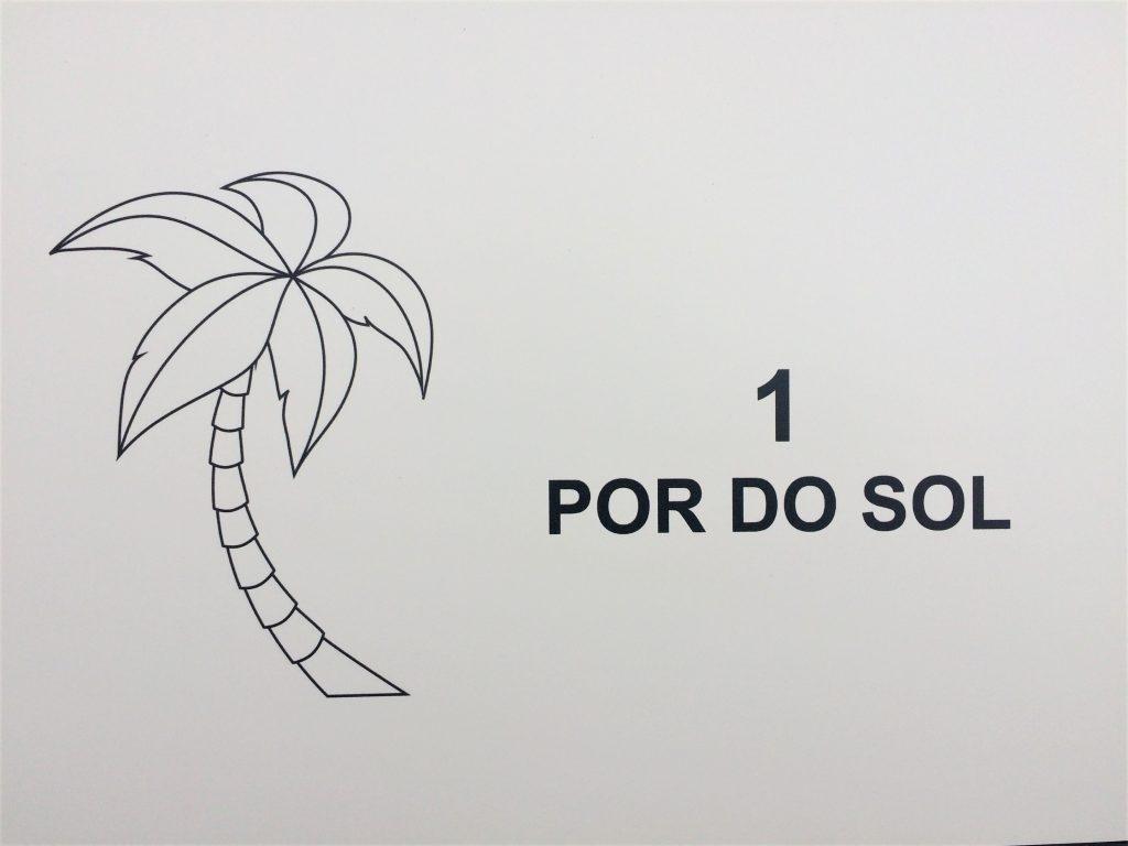 chambre 1 Por do sol