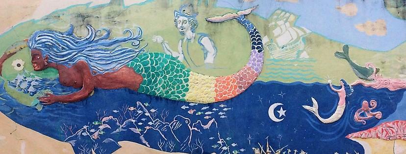 Street art à Canoa