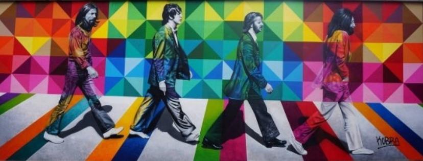 Les Beatles Sao Paulo
