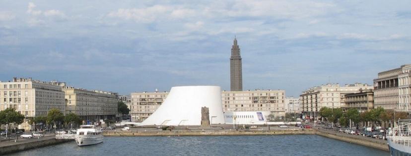 La maison de la culture au Havre