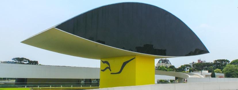 Musée Oscar-Niemeyer Curitiba