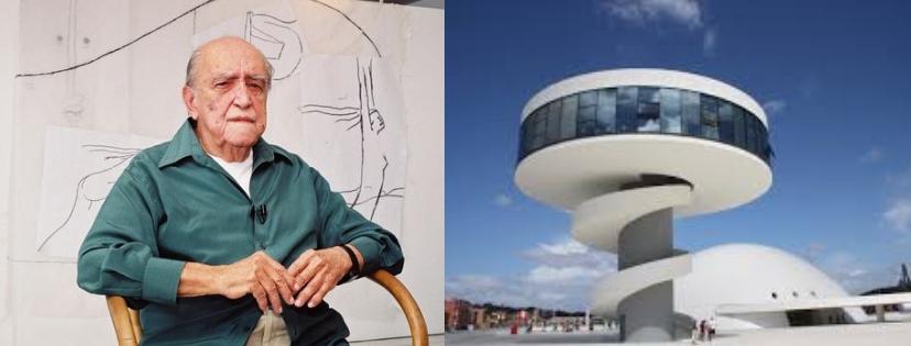 Oscar Niemeyer en 2002