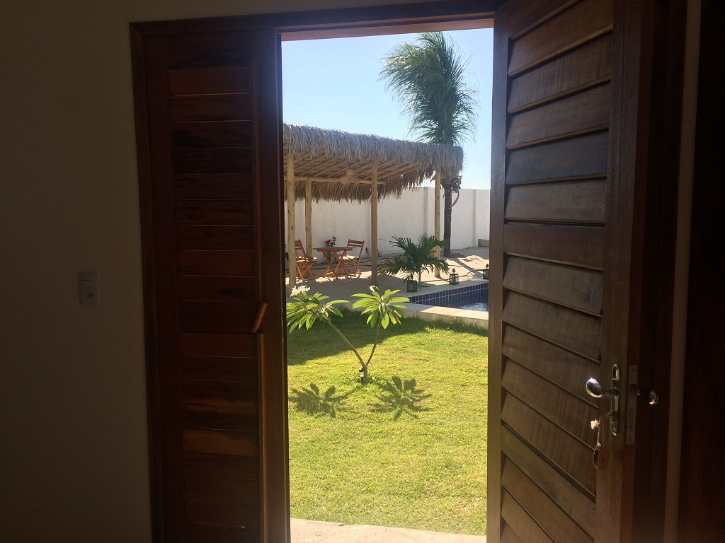 Vue de la chambre Beija Flor